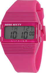 Miss Sixty Ladies Pyramidal Watch SIC006