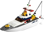 Lego City - Fishing Boat - 4642
