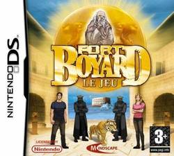 Fort Boyard: The Game (Nintendo DS)