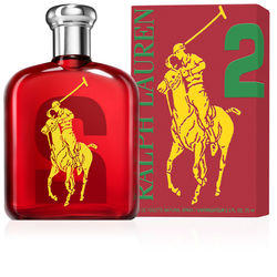 Ralph Lauren Big Pony 2 Red Eau de Toilette 125ml