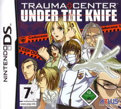 Trauma Center Under the Knife DS