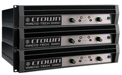 Crown Audio MA-9000i