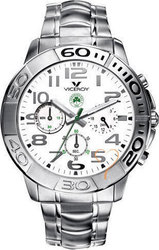 Viceroy Man Panathinaikos Collection White-Green Dial PNT3-2A