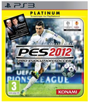 Pro Evolution Soccer 2012 (Platinum) PS3