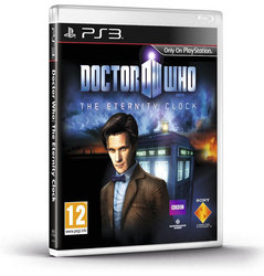Doctor Who The Eternity Clock PS3