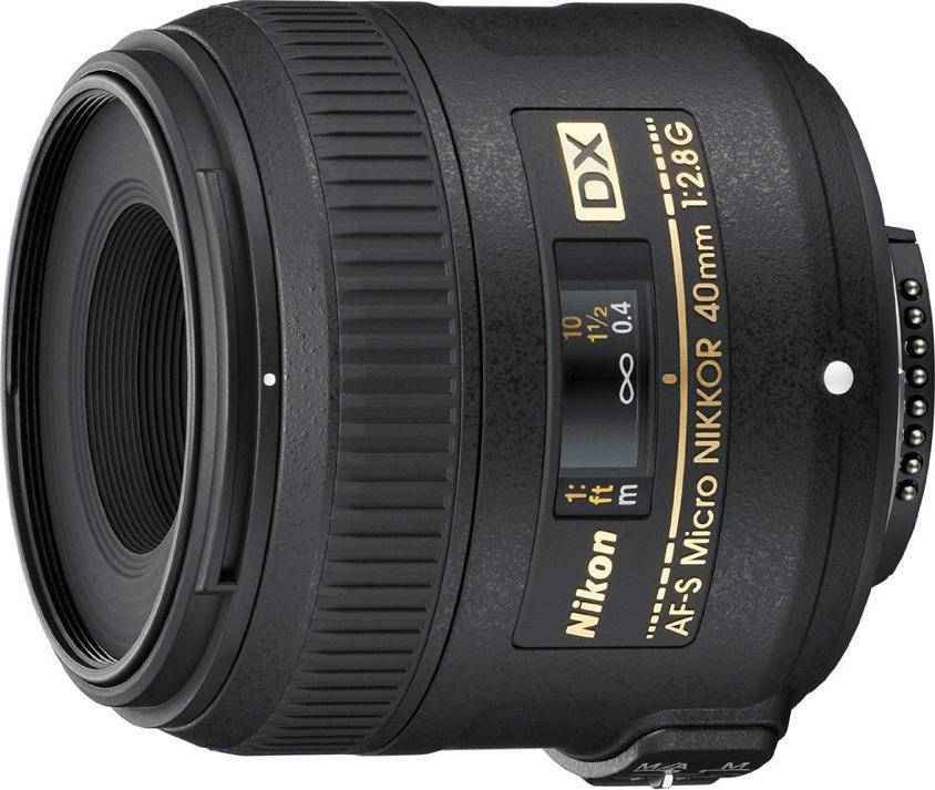Nikon AF-S DX Micro Nikkor 40mm f/2.8G (Nikon F) Black - Skroutz.gr