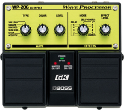 Boss WP-20G Wave Processor