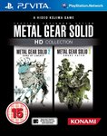 Metal Gear Solid HD Collection PSVita