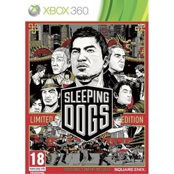 Sleeping Dogs (Limited Edition) XBOX 360