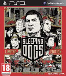 Sleeping Dogs (Limited Edition) PS3