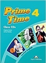 Prime Time 4: Class Audio CDs
