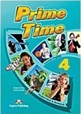 Prime Time 4: Student Book and Workbook