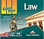 Career Paths: Law: Audio CDs
