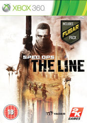 Spec Ops: The Line (Fubar Edition) XBOX 360