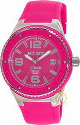 Jet Set Montre Mini Rouge J53454-464