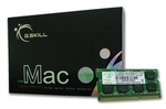 G.Skill 4GB DDR3-1066MHz Mac (FA-8500CL7D-4GBSQ)