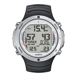 Suunto D6i Black Elastomer