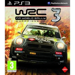 WRC 3: FIA World Rally Championship PS3