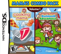 Cooking Mama Combo Pack Volume 1 DS