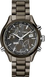 Timex Inteliggent Quartz World Time Watch T2N946