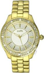 Oxette Gold Crystal Stainless Steel Bracelet