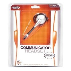 Datel Communicator Headset (PSP)