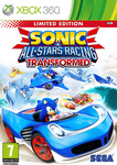 Sonic & All-Stars Racing Transformed (Limited Edition) XBOX 360
