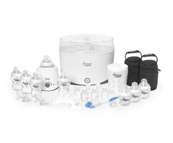 Tommee Tippee Closer To Nature Essentials Starter Kit White