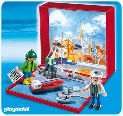 Playmobil micro for Micro playmobil