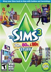 The Sims 3: 70s, 80s, & 90s Stuff Pack PC
