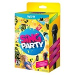 Sing Party with Microphone Wii U