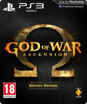 God of War Ascension (Special Edition) PS3