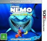 Finding Nemo: Escape to the Big Blue Special Edition 3DS