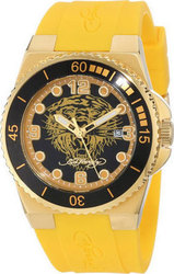 Ed Hardy Unisex Immersion Yellow Watch IM-YTG