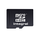Integral UltimaPro microSDHC 16GB Class 10 with Adapter