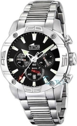 Lotus Stainless Steel Bracelet Chronograph L15643-3