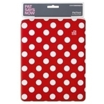 Pat Says Now iPad Pouch Red Polka Dot 4662