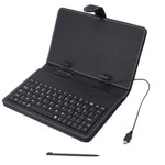 OEM Flip Leather With Usb Keyboard 7""