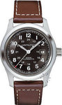Hamilton Khaki Field Automatic Brown Leather Strap
