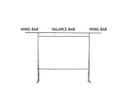 Stumpfl BFT-SV345 Drape Kit Valance Bar