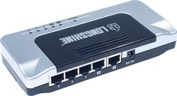 Longshine LCS-FS6105-B 5-Port 10/100 Mini Switch