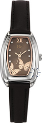 Go Ladies Brown Leather Strap 697356