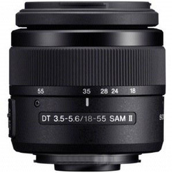 Sony 18-55mm f/3.5-5.6 DT SAM III