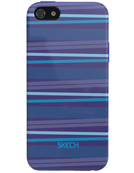 Skech Groove Snap Blue (iPhone 5/5s/SE)