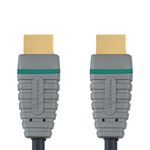 Bandridge HDMI Cable with Ethernet HDMI male - HDMI male 1m (BVL1201)