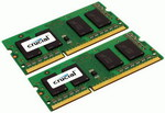 Crucial 4GB DDR3-1333MHz (CT2C2G3S1339MCEU)
