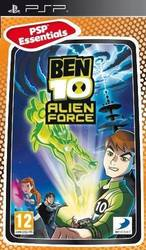 Ben 10: Alien Force (Essentials) PSP