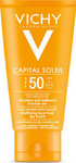 Vichy Capital Soleil Mattifying Face Fluid Dry Touch SPF50 50ml