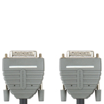 Bandridge DVI Monitor Cable DVI-D male - DVI-D male 2m (BCL1402)