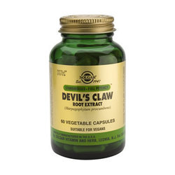 Solgar Devil's Claw Root Extract 60 φυτικές κάψουλες